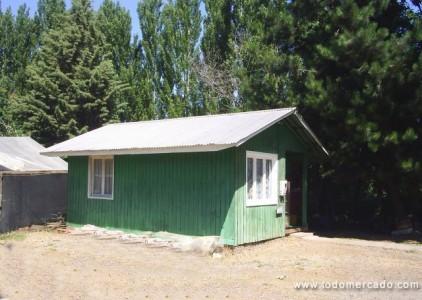 Vendo sitio con casa prefabricada en requegua san vicente for Vendo casa prefabricada
