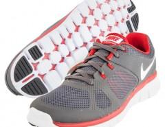 Zapatilla Nike Flex 20 Gris segunda mano  Chile