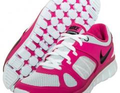 Zapatilla Running  Flex 2014 Rn Gg Rosa / Gris Nike segunda mano  Chile