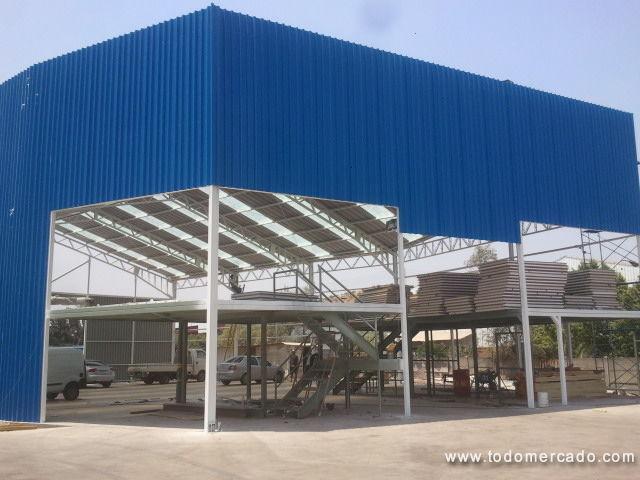 Construccion de galpones locales comerciales for Construccion de galpones