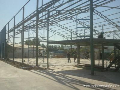 Construccion de galpones locales comerciales for Construccion de modulos comerciales