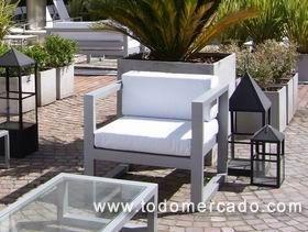 Muebles terraza fierro forjado andres gasman todomercado for Juego de terraza usado chile