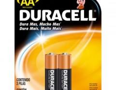Pack 2 Pilas AA Duracell segunda mano  Chile
