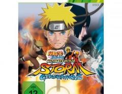 Naruto Ship: Ult Ninja Storm Generations Xbox 360 Namco segunda mano  Chile