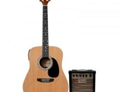 Guitarra Electroacustica + Amplificador  Mercury segunda mano  Chile