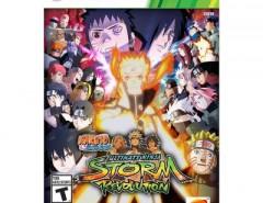 Naruto Ship Ultra Ninja Storm Revolution Xbox 360 Namco Bandai segunda mano  Chile