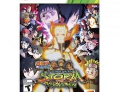 Naruto Shippuden: Ultimate Ninja Storm Revolution (Day 1) Xbox 360 Namco Bandai, usado segunda mano  Chile