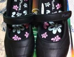 6096822f ... previo acuerdo. ** Pluma Zapato Cuero Negro Colegial ...