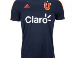 bffeeeb446b16 Camiseta de Entrenamiento Universidad de Chile Adidas