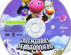 Backyardigans Pack 5 Dvds, usado segunda mano  Chile
