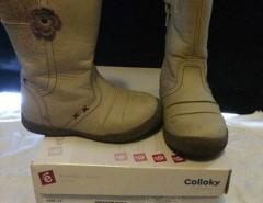 Botas Colloky Cuero 24 c149976958dfc