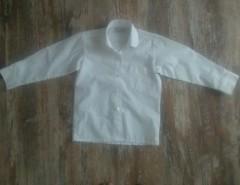216718cd5d0a6 Camisa De Colegio Blanca Blusa Delbiobio Concepcion
