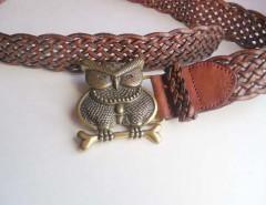 Cinturon Con Hebilla Buho d9a06b0e17d2