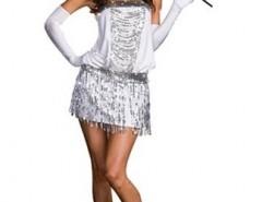 Disfraz De Bailarina De Charleston Fiesta Baile Pl1234 segunda mano  Chile