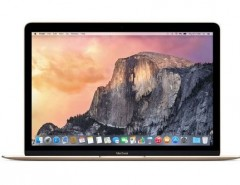 Usado, Macbook 12′ 1.2ghz/8gb/512gb Gold segunda mano  Chile