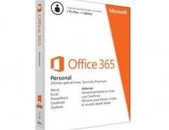 Usado, Microsoft Office 365 Personal 32-64 Es Sub1yr Lata segunda mano  Chile
