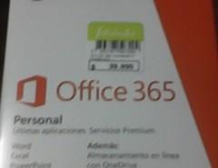 Office 365 Sellado Nuevo Microsoft segunda mano  Chile