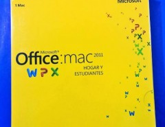 Office Mac 2011 Para 1 Mac, usado segunda mano  Chile
