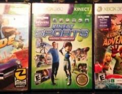 Pack Juegos Xbox 360 Kinect segunda mano  Chile