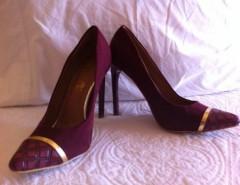 465ab7ab Zapatos Mujer Taco Alto 38 Delmaule Talca   TodoMercado Chile