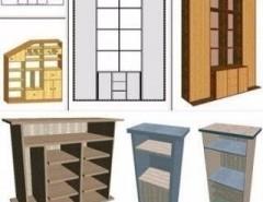 Muebles cocina diseno todomercado chile for Programa para disenar closets online