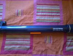 Tubo Óptico Celestron 70mm + Ocular 20mm segunda mano  Chile