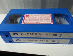 Vhs El Padrino 3, usado segunda mano  Chile