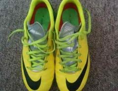 Zapatillas De Fútbol Nike Mercurial De Niño Talla 36, Usado, usado segunda mano  Chile
