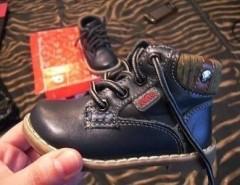 4930764fd05 Zapato Zapatitos Marca Osito Nuevo Cuero Impecable.   15.000. MercadoLibre  ...