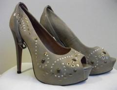 Zapatos Mujer Taco Alto 38 Delmaule Talca  fb716fbc262f