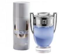 Estuche Invictus EDT 100 ml + Desodorante 150 ml Paco Rabanne, usado segunda mano  Chile