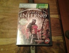 Dante's Inferno Usado Buen Estado segunda mano  Chile