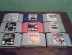 Juegos Nintendo 64 Pack segunda mano  Chile