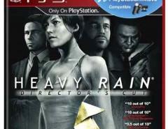 Juegos Ps3 Heavy Rain Caballeros Del Zodiaco Star Wars segunda mano  Chile