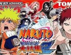 Naruto Ninja Daishuuketsu 2 Gameboy Advance Japonesa segunda mano  Chile