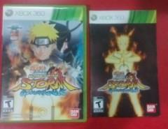 Naruto Storm Generations Juego Xbox 360 segunda mano  Chile