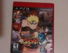 Naruto Ultimate Ninja Storm 3 Ps3 segunda mano  Chile