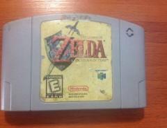Usado, Zelda Ocarina Of Time segunda mano  Chile