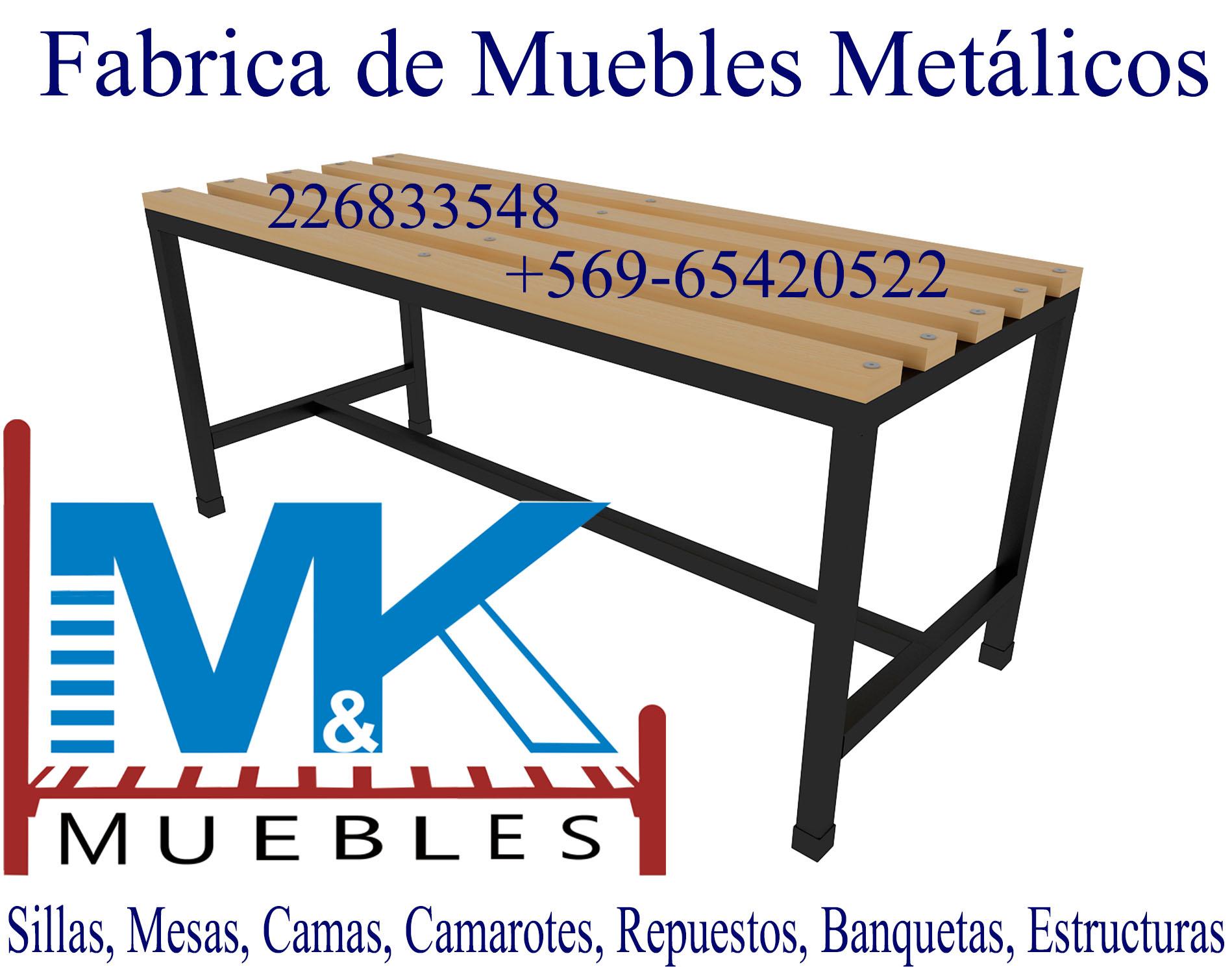 Muebles m k todomercado chile - Estructuras para mesas ...