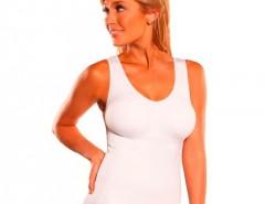 Camiseta Reductora Para Mujer Magic Shaper Blanca Talla M, usado segunda mano  Chile