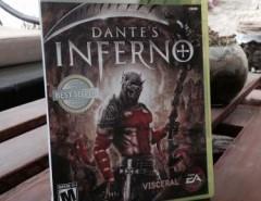 Dante`s Inferno Xbox 360, usado segunda mano  Chile