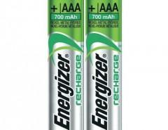 Energizer Pack 2 Pilas Recargables Aaa 700mah (nuevo) segunda mano  Chile