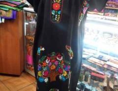 4deeeb1866 Vestido Mexicano Confeccionado Por Las Indigenas Maya