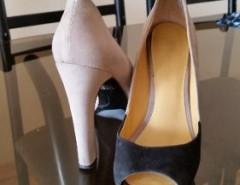 5f4a3864 Zapato Nine West Negro Cuero Araucania Temuco   TodoMercado Chile