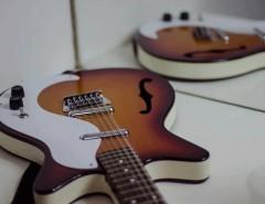 Guitarra Danelectro 59′ DC 12 cuerdas segunda mano  Chile