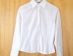 7b38c86b5 camisa con pequeñas flores talla M  5000