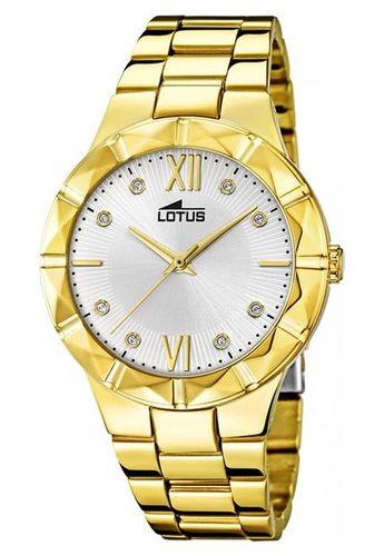 f63c4e10e017 Reloj 18417 1 Dorado Lotus Mujer Trendy Lotus en eShops Chile