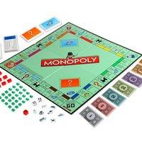 Juego De Mesa Hasbro Gaming Monopoly Junior En Eshops Chile