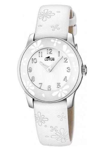 046c32f7da1c Eshops Chile - Reloj Junior Collection Blanco Lotus