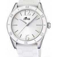 4c28ab374a84 Eshops Chile - Reloj Blanco Lotus